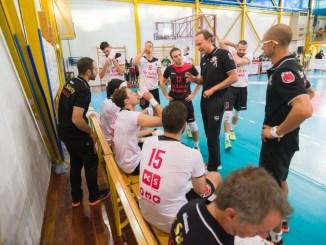 Sir Safety batte Latina volley e domani sfida in casa contro Modena