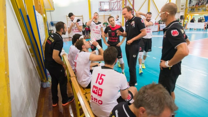 Sir Safety batte Latina volley e domani sfida in casa contro Modena