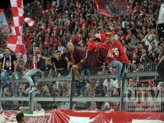 Perugia in crisi, terza sconfitta di fila, il Foggia vince 2 a 1