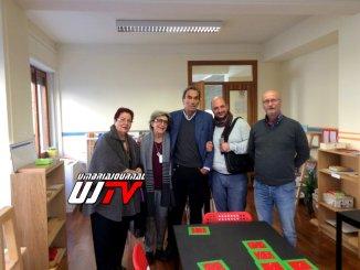 Nido bilingue alla Montessori intitolazione a Lidia Celi a Perugia