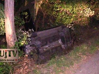 Incidente stradale nella notte a Bastia Umbra, ferito uomo di 40 anni