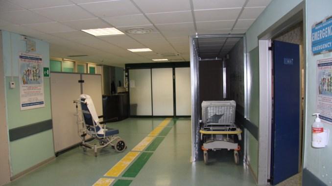 Ospedale di Terni, al via i lavori di ristrutturazione del Pronto Soccorso