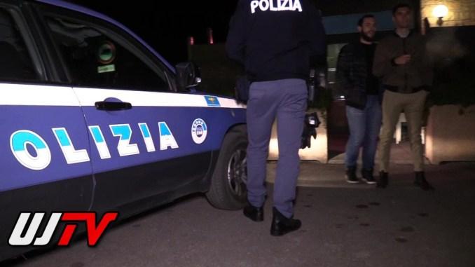 Terrorizza ex moglie, figli e ex suocera, in azione l'Anticrimine della polizia