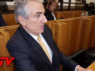 Buco sanità regionale, Solinas a Mancini: «Dorma sonni tranquilli»