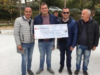 Terremoto, la città di Laives dona 59mila euro ad Ancarano di Norcia