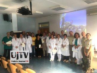 Ospedale di Terni, formazione per rafforzare competenze di team building PRIMO STEP 25 DIPENDENTI CHE, NON A CASO, APPARTENGONO A DIVERSI AMBITI