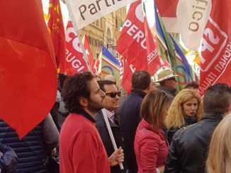 """Vertenza Perugina, Giacomo Leonelli: """"Anche noi in piazza coi lavoratori"""""""