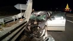 Due incidenti nella notte in Altotevere, uno a Umbertide e l'altro nei pressi di Promano