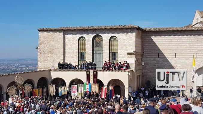 San Francesco, Gentiloni, restauro basilica di Assisi simbolo di una grande speranza
