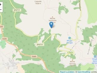 Scossa di terremoto in Valnerina, a 4 km da Norcia magnitudo 3.2