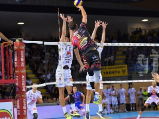Volley, Sir Safety, si torna in palestra, domani test con Sora