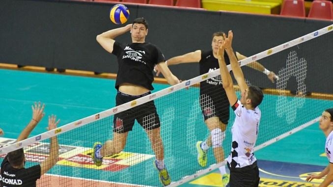 Volley, Sir Safety, bella Perugia nel test con Sora