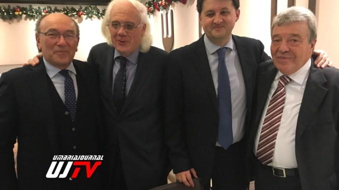 Aronc onlusassegna al procuratore Cardella il premio 'Istituzioni e solidarietà'