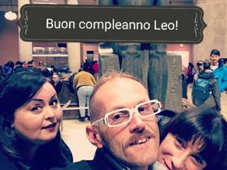 Buon compleanno Leonardo Cenci, 45 anni e di corsa a New York