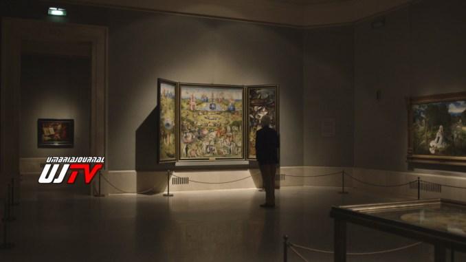 Film evento in Umbria su Hieronymus Bosch al cinema Il giardino dei sogni