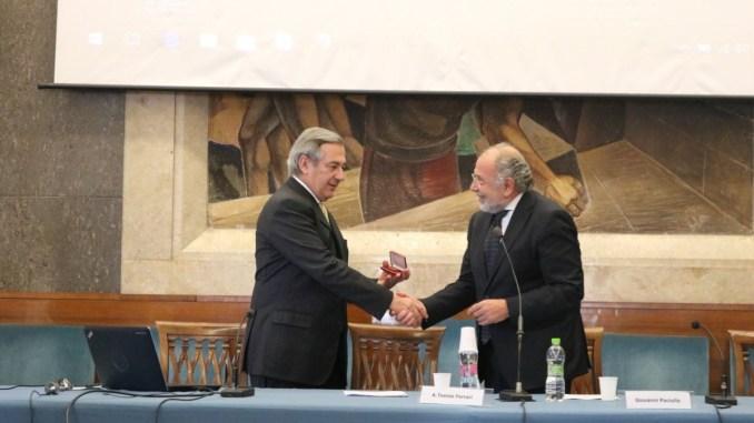 Ambasciatore Ferrari, si è svolta alla Stranieri di Perugia la lectio
