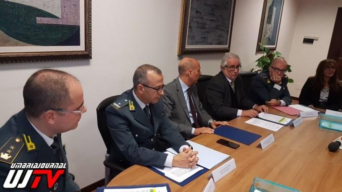 Guardia di Finanza Perugia sequestra patrimonio di calabrese condannato
