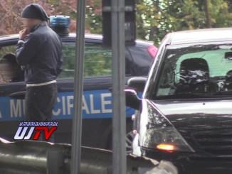 Provoca incidente e scappa via, succede in via Eugubina a Perugia