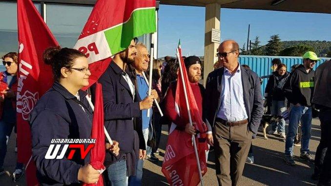 Socialisti di Perugia, lavoratori della Perugina non sono carne da macello
