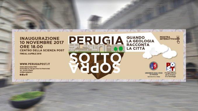 Mostra Perugia Sottosopra al Post, quando la geologia racconta