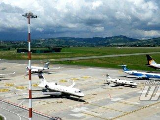 Profilo fake su Aeroporto dell'Umbria, la smentita di Sase