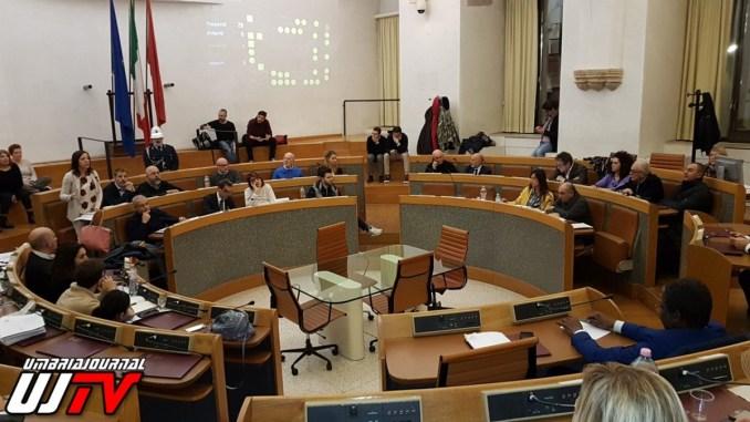 Rosetti, M5s, Maggioranza tocca il fondo, salta approvazione bilancio