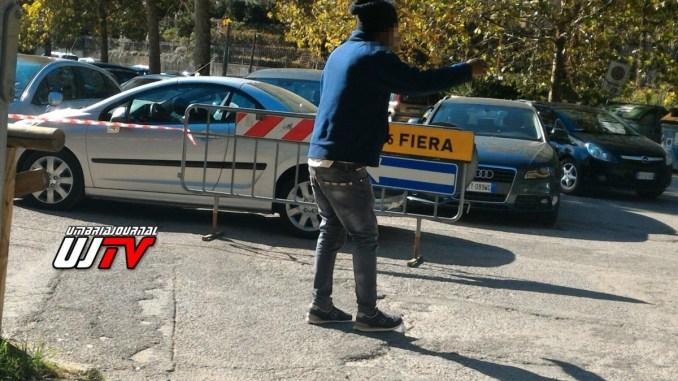 Casapound Perugia, Fiera dei Morti in mano a parcheggiatori abusivi