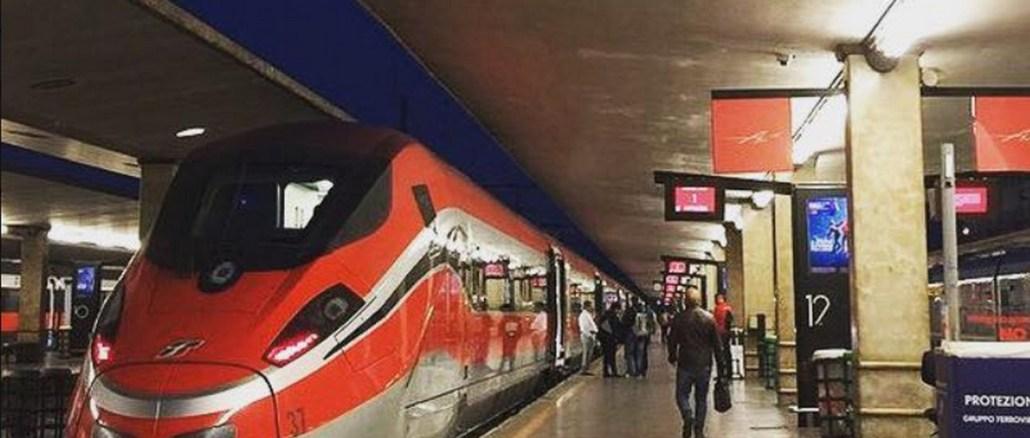 Blu insieme a Perugia Civica: soddisfazione per raddoppio Frecciarossa