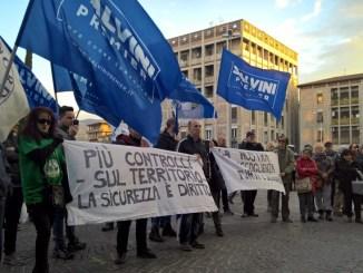 Terni, la sicurezza è diritto, Lega Nord scende in piazza, più controlli sul territorio