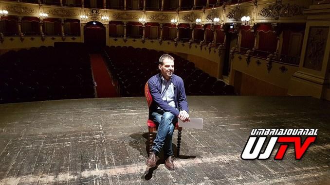 Nino Marino, neo Direttore Teatro Stabile dell'Umbria, coniugare passato e futuro
