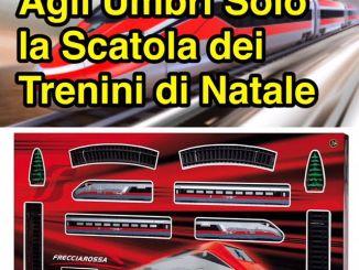 Claudio Ricci, il treno Frecciarossa 1000 da Perugia, alle 5, è inutile