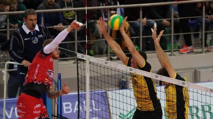 Sir Colussi Sicoma Perugia ritorna a in Umbria dopo Minsk