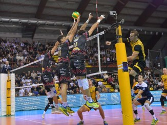 Volley, obiettivo centrato, battuta Soligorsk 3-0 e qualificazione ai gironi di Champions!