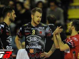 Volley, il derby di Champions! Mercoledì al Palaevangelisti Supermatch Sir-Lube!