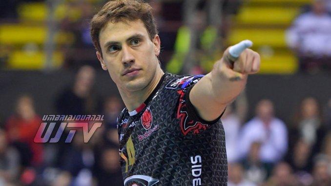 Aleksandar Atanasijevic, Sir Volley, mi diverto tantissimo a giocare al PalaEvangelisti