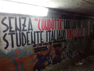 Voto in condotta, Blocco Studentesco, bene abolizione, è ricattatorio