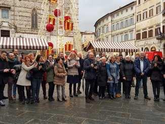 E' Natale a Priori, tanti eventi in una delle vie più belle del centro di Perugia
