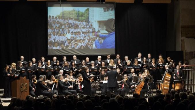 Concerto con il Coro Canticum Novum, diretto dal maestro Fabio Ciofini