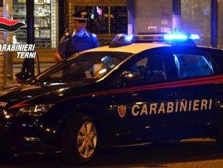 Marocchino ubriaco e violento arrestato in un night a Papigno di Terni