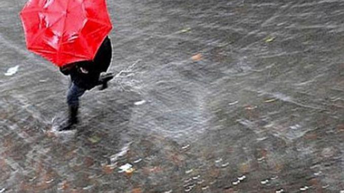Maltempo Umbria, allarme arancione e piogge consistenti