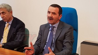 Questore lascia Perugia, Giuseppe Bisogno va a Bari e saluta la stampa