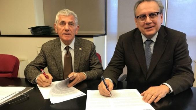 Luciano Bacoccoli e Salvatore Santucci 1