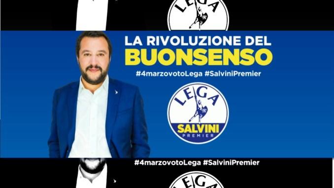 Pronti i candidati della Lega, Briziarelli, Caparvi, Marchetti e Tesei