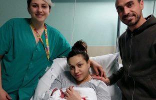 Daniele primo nato in Umbria nel 2018, un minuto dopo la mezzanotte