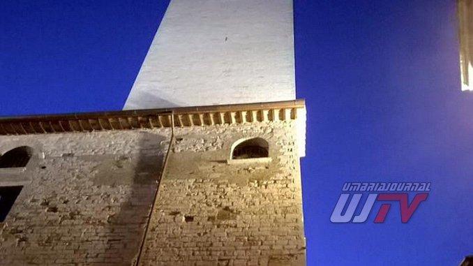 Torre degli Sciri a Perugia attrazione anche per la festa dell'Epifania
