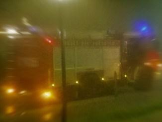 Incendio negozio Città di Castello, potrebbe essere doloso, trovate tre taniche