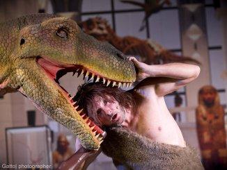 Dinosauri vivi a Terni Teatro Secci al dinosaurshow del 25 febbraio