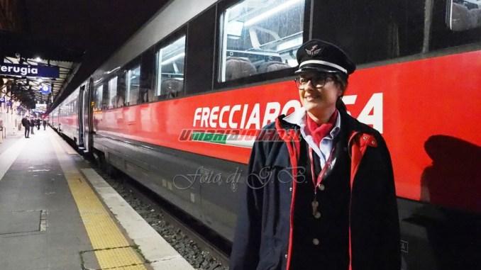 Quando il secondo Frecciarossa, Terni Milano, lo chiede il M5S Umbria