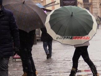 Burian è arrivato, freddo e gelo in tutta l'Umbria, nevica, lunedì scuole chiuse