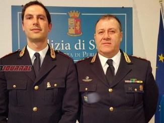 Operazione antidroga Rexton, un arresto anche a Perugia